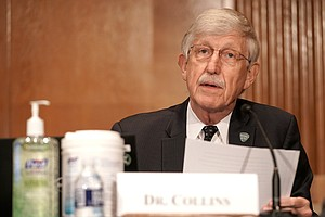 NIH Director 'Guardedly Optimistic' About COVID-19 Vaccine Approval By End Of...