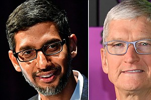 Google Paid Apple Billions To Dominate Search On iPhones, Justice Department ...