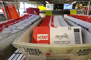 100 Million Ballots, But Experts Say 'Heaven And Earth' Being Moved For Elect...