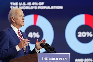 With Debates Behind Them, Biden And Trump Enter The Final Stretch Before Elec...