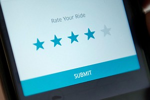 Uber Fires Drivers Based On 'Racially Biased' Star Rating System, Lawsuit Claims