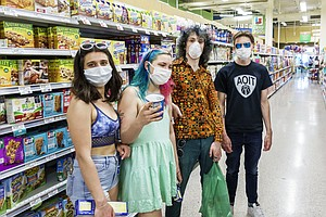 Mask-Wearing Is Up In The U.S., But Young People Are Still Too Lax, CDC Surve...