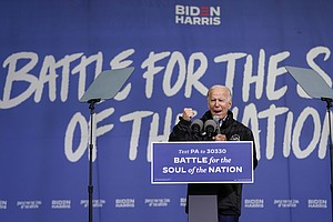 Trump And Biden Make 11th Hour Election Appeals Across Key States