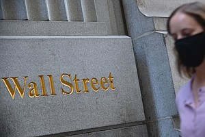 Wall Street Bet On A 'Blue Wave,' But Divided Government Suits It Just Fine Too