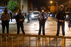 Across The Country, Voters Approve More Civilian Oversight For Police