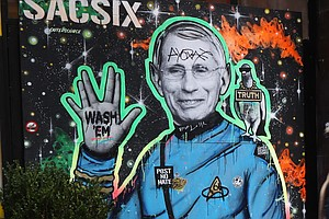 'The Vaccine Is On Its Way, Folks,' Fauci Says As Brooklyn Names Him A COVID-...