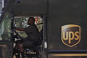Let Them Grow Beards: UPS Relaxes Rules On Drivers' Facial Hair