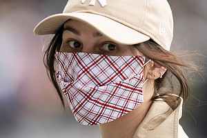 Wear Masks To Protect Yourself From The Coronavirus, Not Only Others, CDC Str...