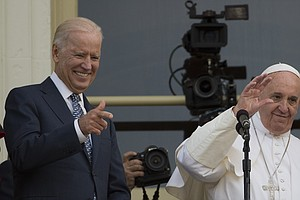 Pope Francis Congratulates Biden, Who Will Be The 2nd Catholic President