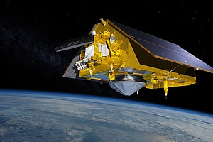 NASA Satellite To Measure Global Sea Level Rise