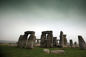 Britain Approves Tunnel Construction Near Stonehenge, Causing Outcry