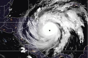 Hurricane Iota Makes Landfall In Nicaragua, Region Braces For 'Catastrophic' ...