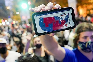 Census 'Anomalies' Could Thwart Trump's Bid To Alter Next Electoral College