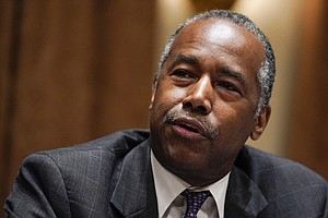 Ben Carson Says He Was 'Desperately Ill' With The Coronavirus