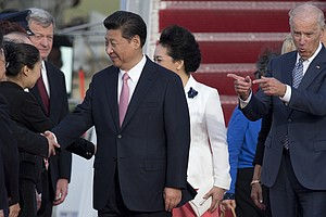 China's Xi Jinping Congratulates Biden On Election Win, Urges Cooperation