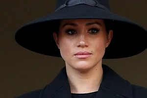 'An Almost Unbearable Grief': Meghan, Duchess Of Sussex, Reveals She Had Misc...