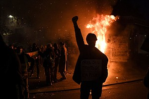 French Police Could Face Assault Charges In Beating That Sparked Protests