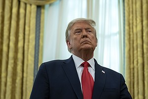 In His Final Weeks, Trump Could Dole Out Many Pardons To Friends, Allies