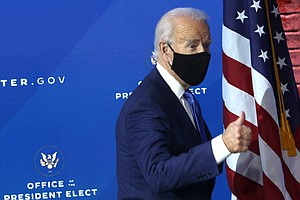 Biden Asks Fauci To Join His Team, Will Urge 100 Days Of Mask-Wearing