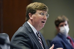 Health Officials Call On Mississippi Governor To Implement Statewide Mask Man...