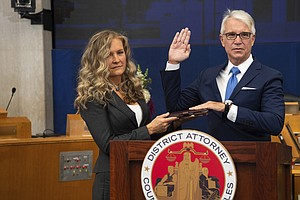 George Gascón Implements Sweeping Changes To Los Angeles District Attorney's ...
