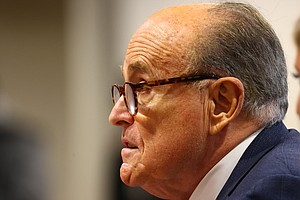 After Giuliani Hearing Last Week, Michigan House Is Accused Of COVID-19 Viola...