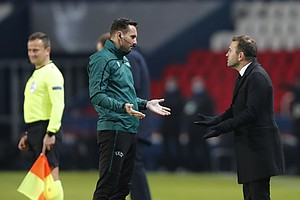 Champions League: Referee's Remark Investigated After Teams Walk Off In Protest