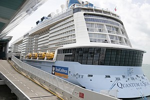 'Cruise To Nowhere' Returns To Singapore Early After Positive Coronavirus Test