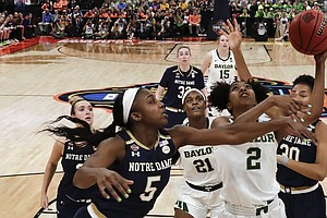 NCAA Plans To Hold All Of Women's Basketball Tournament In San Antonio This S...