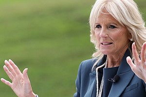 Biden Team Response To Controversial Op-Ed 'Clearly A Political Strategy,' Ed...