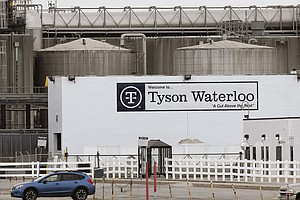 Tyson Foods Fires 7 Plant Managers Over Betting Ring On Workers Getting COVID-19