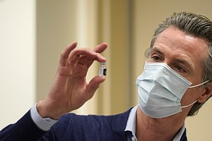 Photo for California Closes In On 3 Million Coronavirus Cases