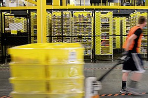 Amazon Warehouse Workers In Alabama Plan Vote On 1st U.S. Union