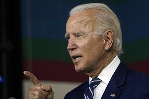 Biden Tells Colbert He Has 'Great Confidence' In His Son Amid Investigation