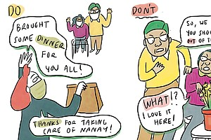 11 Original NPR Comics That Brought Joy, Hope And Help During The Pandemic