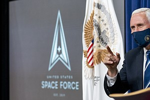 Space Force Members Will Be Called 'Guardians'
