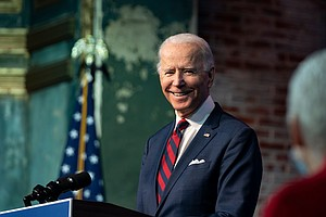 Biden To Receive COVID-19 Vaccine Monday