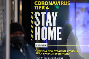 What We Know About The New U.K. Variant Of Coronavirus — And What We Need To ...