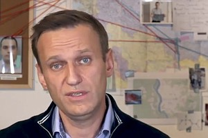 Navalny Reportedly Dupes Agent Into Revealing Details Of Poisoning