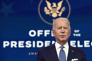 The 'Darkest Days Are Ahead Of Us,' Biden Warns On COVID-19 Pandemic