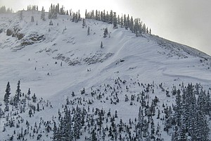 3 Skiers Killed In Colorado Avalanches As Authorities Warn Of Weak Snowpack