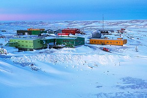 U.S., China And Australia Evacuate Expeditioner From Antarctica In 5-Day Mission