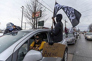 Columbus, Ohio, Officer Who Shot And Killed Andre Hill Is Fired