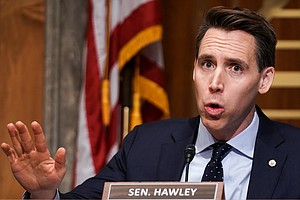 GOP Sen. Hawley Will Object To Electoral College Certification
