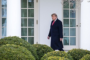 'This Was A Scam': In Recorded Call, Trump Pushed Official To Overturn Georgi...
