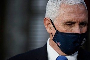 Pence Faces His Most Challenging Trump Loyalty Test Yet