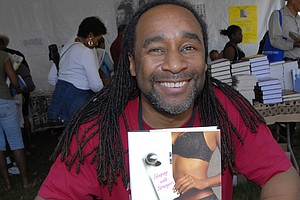 Eric Jerome Dickey, Bestselling Author Whose Novels Focused On Black Life, Di...