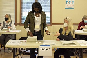 After Attacks On Election Integrity, Georgia Officials Work To Rebuild Confid...