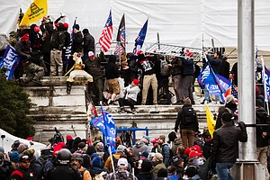 Federal 'Strike Force' Builds Sedition Cases Against Capitol Rioters. Will It...