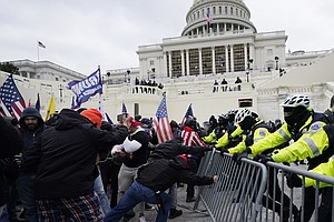 What Does It Mean To Call The Capitol Rioters 'Terrorists'?